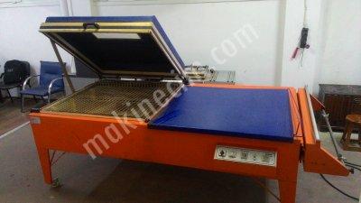 Çerçevecilere Uygun Büyük Boy Shrink Makinası 90 X 110