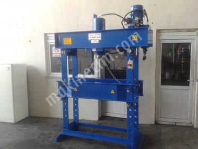 150 Ton Hydraulic Workshop Press