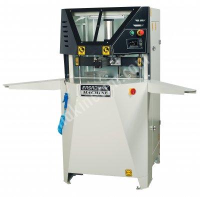 Otomatik Köşe Temizleme Çapak Alma Makinası