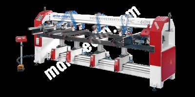 Satılık Sıfır ARTEMAK HC - 6DK 2800 MM ÇOKLU DELİK MAKİNASI Fiyatları Konya artemak hcy,6 dk 2800 mm çoklu delik,artemak çoklu delik,sıfır çoklu delik makinası