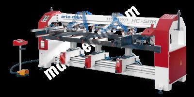 Satılık Sıfır ARTEMAK HC - 5DK 2800 MM ÇOKLU DELİK MAKİNASI Fiyatları Konya artemak hcy,5 dk 2800 mm çoklu delik,artemak çoklu delik,sıfır çoklu delik makinası
