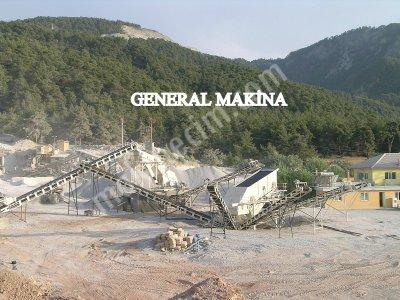 Maden Ocakları Kırma Eleme Tesisi,0232 853 72 11