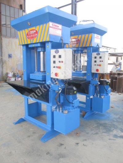 Hydraulic Press ..satılık Sıcak Kaucuk Plastik, Ürünleri Pişirme Presi Yarı Ve Tam Otomatik Presler