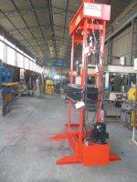 Hydraulic Press ..satılık Boru Büzme Presi