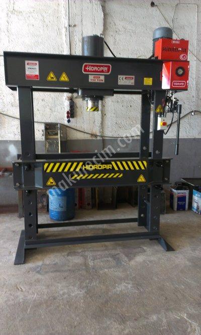 Satılık Sıfır hidrolik atölye pres Fiyatları Konya hidrolik pres atölye presi