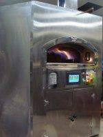 Doğal Gaz Ve Lpg Yakıtlı Termostatik-Dokunmatik Ekranlı Fırın
