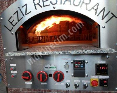 Satılık Sıfır Rotary Pide Pizza Fırını - Alttan ve İçten Isıtmalı Döner Taş Tabanlı Pide Pizza Fırını Fiyatları Niğde pide fırını, pizza fırını, lahmacun fırını, fiyatları, fırın, satışı, imalatı