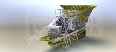 Satılık Maden Kırma Öğütme Tesisleri General Makina
