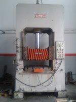 150 Ton Tomruk Hidrolik Pres