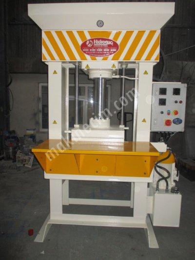 Hydraulic Press ..satılık Sıcak Kaucuk, Poliretan,lastik,plastik Pişirme Presi