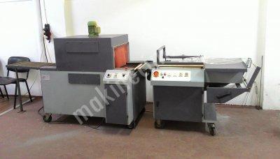 Yarı Otomatik Shrink Makinesi (Setapack)