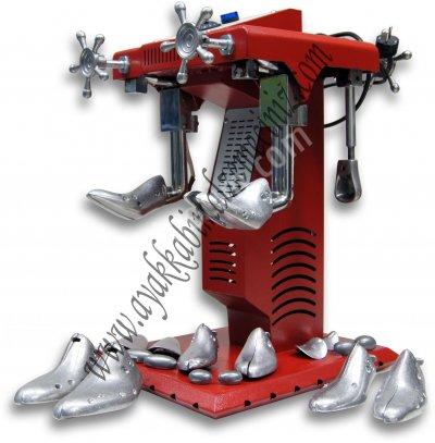 Ayakkabı Açma Makinası Isıtıcılı (Ems00000063)-Ems 285