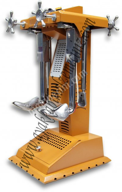 Isıtıcılı Ayakkabı Kalıp Açma Makinası (Ems00000110)-Ems 332