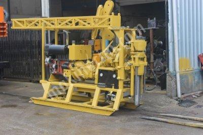 Satılık 2. El D 500 ULTRA SONDAJ MAKİNASI Fiyatları Ankara sondaj makinası,karot,tsm,zemin etüdü,sondaj,çamur pompası
