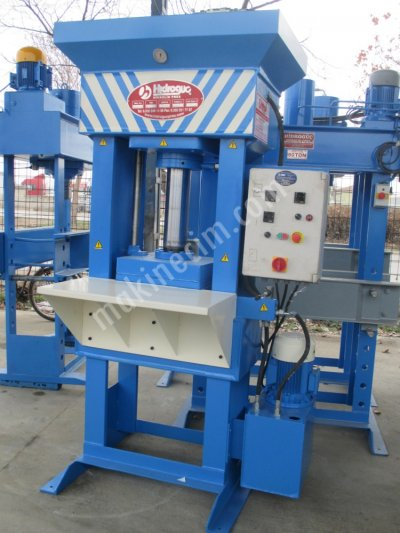 Hydraulic Press ..50 Ton- 100 Ton - 150 Ton - 200 Ton -300 Ton Satılık  Sıcak Kaucuk Pişirme Presi