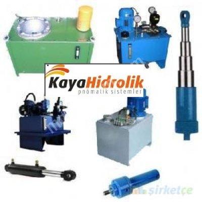 Pour la vente Nouveau Cylindre hydraulique et ascenseur hydraulique Cylindres, vérins hydrauliques, levage hydraulique, piston plongeur