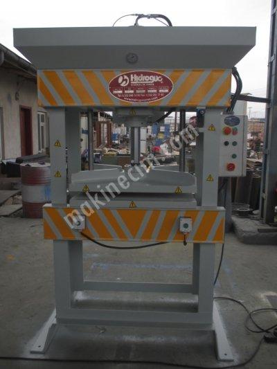 Satılık Sıfır Hydraulic Press ..satılık hassas Kesim presi  tekstil ve  seri bir makinadır Fiyatları Konya hassas kesim presi,hidrolik pres,hidrolik presler,satılık presler,hidrolik sanayi,hidrolik makina,pres makina