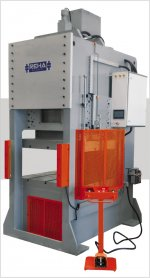 D Type Fast Hydraulic Press 80 Tons