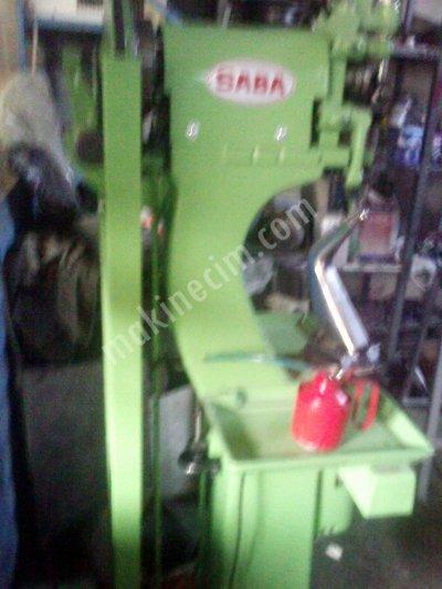 Zincir Dikiş Fora Makinası