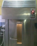 2. El Used Rotary Oven