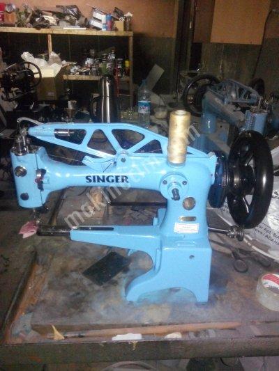 Satılık 2. El 29 K71 Singer Kollu Makina Fiyatları Mersin Singer Kollu Makina Akyol Makina Sanayi ayakkabı tamirci makinaları