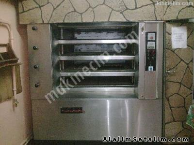 Satılık İkinci El İKİNCİ EL MATADOR EKMEK FIRINLARI, 2. El Matador Fırınlar Fiyatları Kayseri matador fırın, ekmek fırını