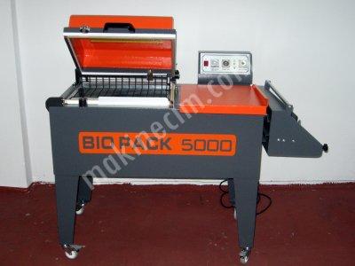 Shrink Makinası Bıopack 5000 St (2 Yıl Garantili)