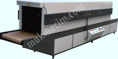 Konveyörlü Isıtma -Fikse-Kurutma Fırını M Kare / 3800  M Kare Birim Fiyatı