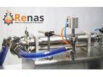 Renas Makina Yarı Otomatik Kolonya Dolum Makinası