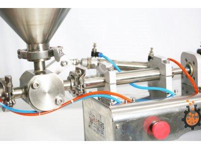 Satılık Sıfır Renas Makina Yarı Otomatik Sıvı Sabun Dolum Makinası Fiyatları İstanbul vakum makinası,toz dolum makinası,paketleme makinası,sıvı dolum makinası,bal dolum makinası,renas makina