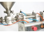 Renas Makina Yarı Otomatik Sıvı Sabun Dolum Makinası