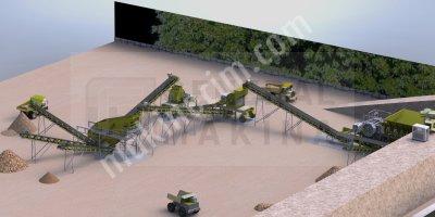 Maden Ocağı Kırma Eleme Tesisi 0532 465 07 39