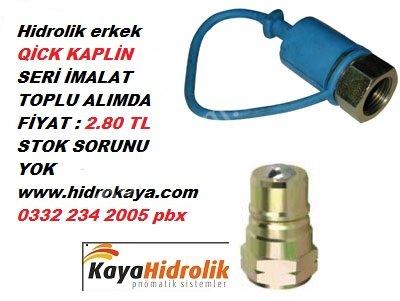 Satılık Sıfır HİDROLİK QİNC KAPLİN ERKEK Fiyatları Konya hidrolik market,kaya hidrolik,küink kaplin,hidrolik jak