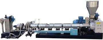 Plastik Granül Extruder Makinası