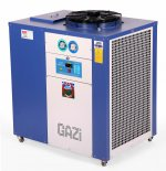 Air Cooled Mini Chiller 17.4 Kw Cooling Capacity