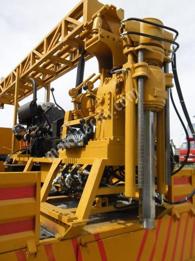 Satılık Sıfır TSM 750 (MS 750) SONDAJ MAKİNASI Fiyatları Ankara sondaj,makina,tsm 750,zemin,maden,inşaat,karot,ms 750,otomatik,hidrolik