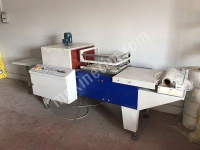 Temiz 2. El Yarı Otomatik Shrink Makinası