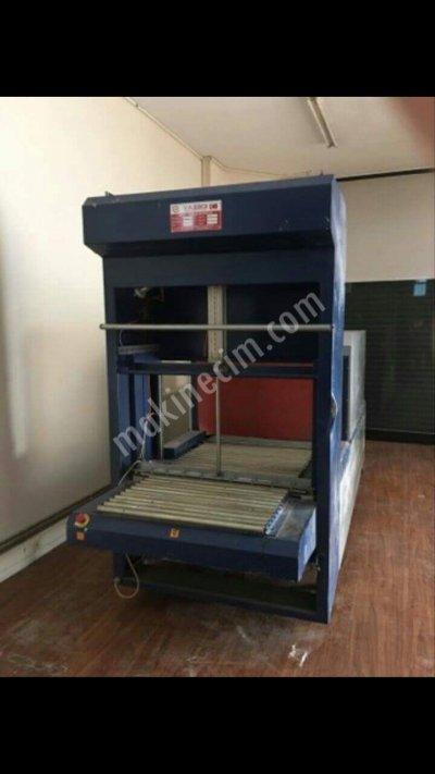 Polietilen Shrink Makinası 90Cm X 50Cm (Yazıcı Marka)