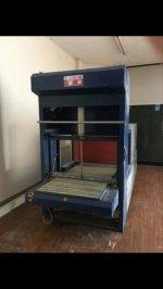 Polietilen Shrink Makinası 50Cm X 70Cm