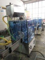 4Lü Sıvı Sabun Dolum Makinası