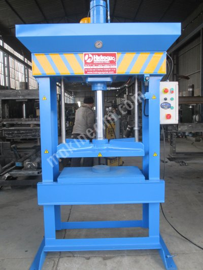 Hydraulic Press ..viyol Basma Presi