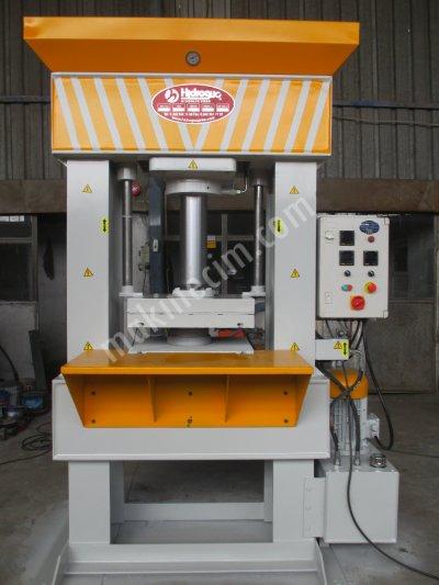 Satılık Sıfır Hydraulic Press ..200 Ton Kaucuk Presi (özel) Fiyatları  kaucuk presi