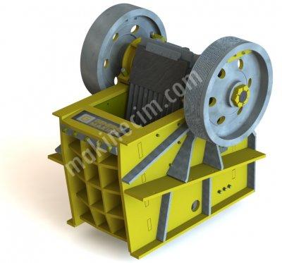 Satılık Mobil Maden Kırma Makinaları General Makina