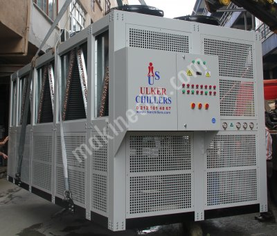 Satılık Sıfır Chiller 300.000 Kca/h - Su Soğutma Grubu Fiyatları İzmir chiller,su soğutma grubu,su soğutma,hava soğutmalı chiller,su soğutmalı chiller
