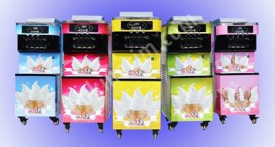 Dondurma Makinaları