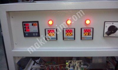 Satılık Sıfır Reksan Regülatör servo hassas voltaj regülatörleri Fiyatları  Regülatör, regulator, servo regülatör, reglatör, mikro işlemcili regülatör, statik regülatör, trafo, varyak, regülatörler