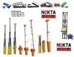 İdrolik Kasa Pompası, Hidrolik Kasa Silindiri, Hidrolik Damper Pompası, Hidrolik Damper Pistonu,