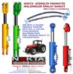 Traktör Hidrolik Ara Kol Piston İmalat, Hidrolik Traktör Orta Kol Piston İmalat, Hidrolik Liftçi