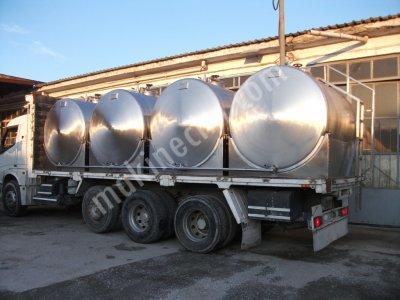 Satılık Sıfır SÜT TAŞIMA TANKLARI Fiyatları Konya süt taşıma, süt nakliye, izoleli taşıma tankı, taşıma tankı, süt taşıma tankı, yuvarlak taşıma tankı, dört köşe taşıma tankı, süt tankı