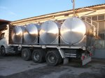 Milk Transport Tanks
